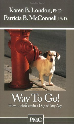Way to Go! How to Housetrain a Dog of Any Age