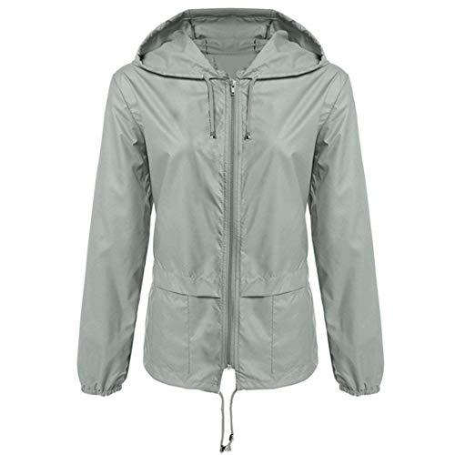 MENAB Womens Outdoor Hiking Jackets Lightweight Waterproof Softshell Rain Jacket with Hood Jacket Ladies Winter Fleece Ski Jacket with Removable Hood Raincoat Climbing Camping