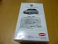 京商 1/64 ミニカーコレクション サークルKサンクスオンライン限定 FIAT500ピンク