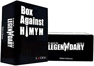 Box Against HIMYM with 300 Cards - Funny Cards for Parties