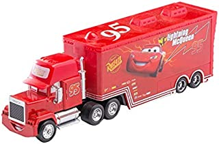 YOUPIN Pixar Cars 3 Toys Car Set Lightning Mcqueen Mack Uncle Truck Rescue Collection 1:55 Diecast Model Car Toy Children ...