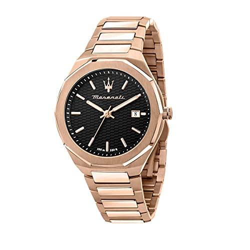 Maserati Stile Reloj Hombre, Tiempo y Fecha, de Cuarzo - R8873642007