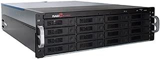 RAID Machine N3316RM 16-bay 6G SAS Expander Rackmount JBOD Enclosure