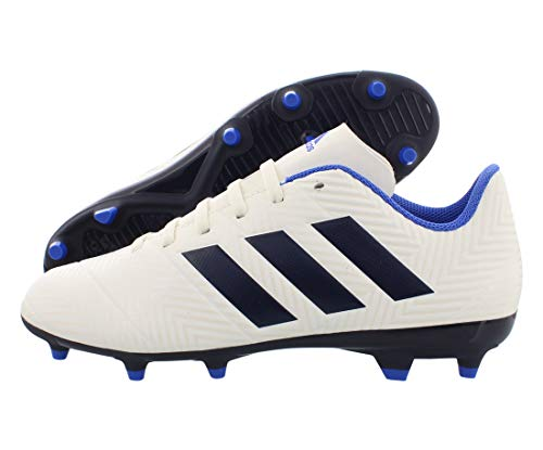 adidas Women's Nemeziz 18.4 Firm Ground Soccer Shoe, Off...