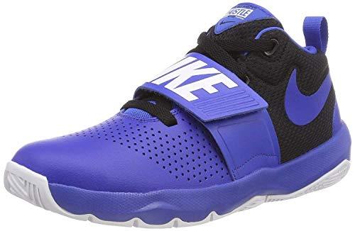 Nike Unisex-Child Team Hustle D 8 (GS) Sneaker, Game...