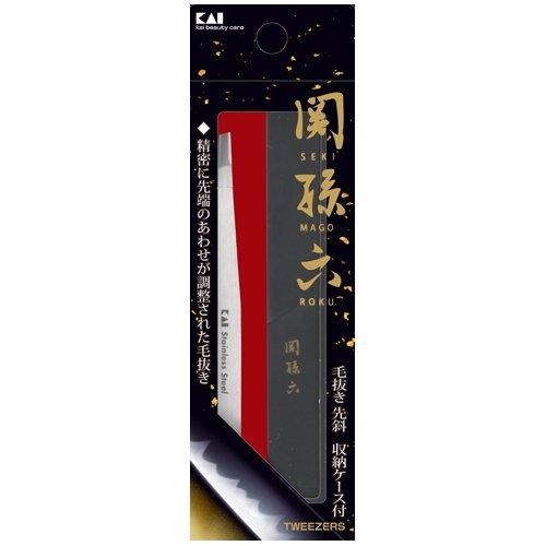 関孫六 毛抜き(先斜) HC3506