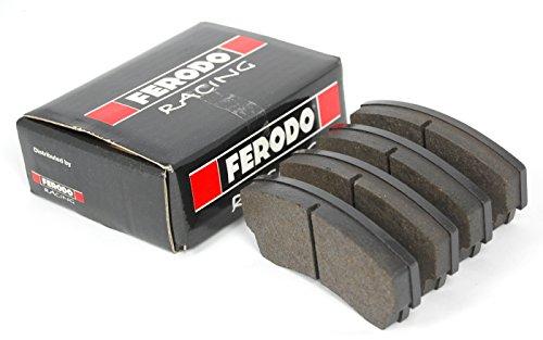 Ferodo FDS1052 Bremsbelagsatz, Scheibenbremse - (4-teilig)