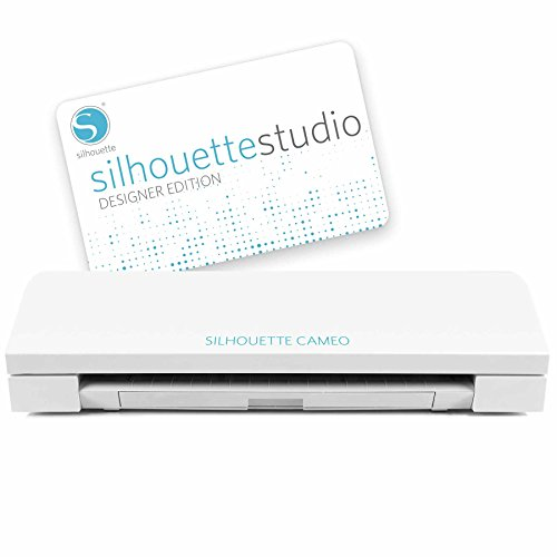 Silhouette Cameo 3 + Designer Edition Software