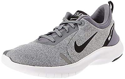 Nike Men's Flex Experience Run 8 Shoe, Cool Grey/Black-Reflective Silver-White, 11 Regular US