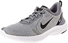 Nike Men's Flex Experience Run 8 Shoe, Cool Grey/Black-Reflective Silver-White, 10.5 Regular US