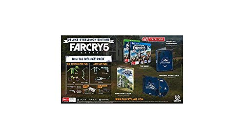 Far Cry 5 PS-4 Deluxe Edition