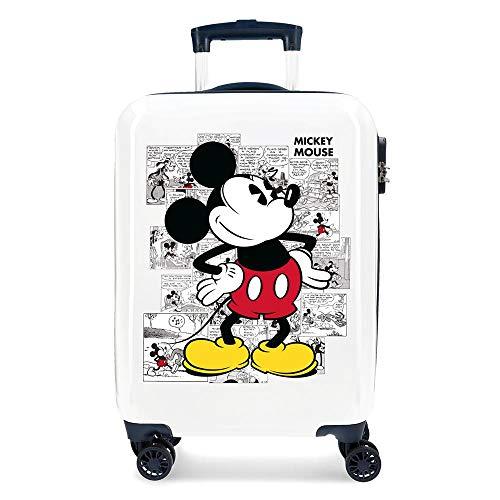 Disney Mickey COMIC Moda per bambini 38x55x20 cms Azul