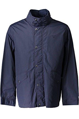 GANT Herren The Doubler Jacke, Blau (Evening Blue 433), Medium (Herstellergröße: M)