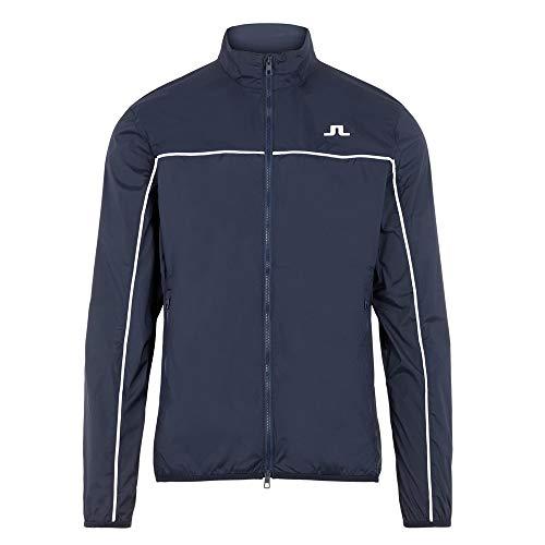 Buy Discount J.Lindeberg Liam Wind Pro Golf Jacket JL Navy XX-Large