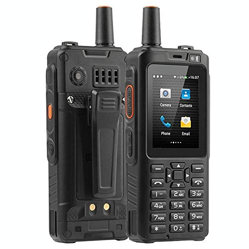 UNIWA F40 POC Walkie Talkie Rugged Smartphone Android 6 Dual SIM 4G PTT 2,4inch