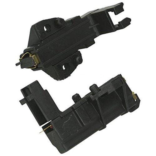 Spares2go Ceset Motor escobillas de carbono para lavadoras Zanussi (Pack de 2)