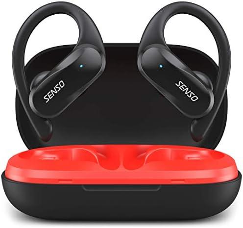 SENSO Wireless Earbud Bluetooth True Wireless Earphones TWS Best Sport Headphones for Workout product image