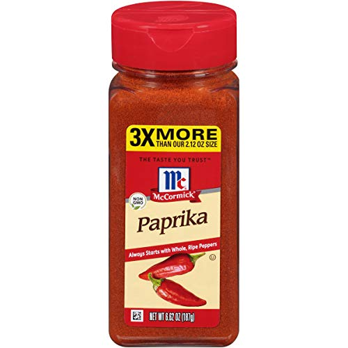 McCormick Paprika, 6.62 OZ