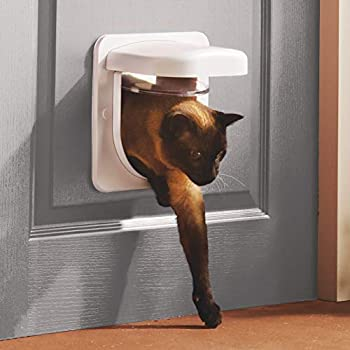 PetSafe - Extension de tunnel (40 mm) compatible avec la Chatière à puce électronique pour Chats Petporte smart flap