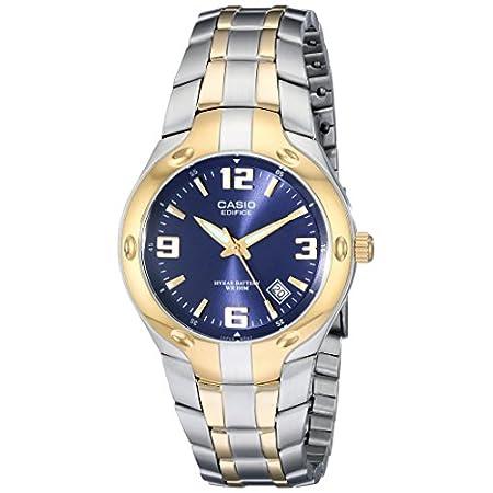 Casio watches Casio Men's EF106SG-2AV Edifice Two-Tone Stainless Steel Watch