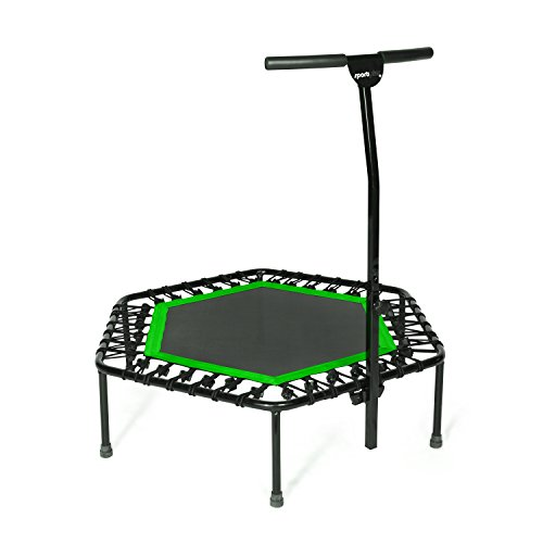 SportPlus - Fitness-Zubehör in Grünes Trampolin, Größe bis 130 kg