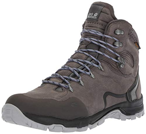 Jack Wolfskin Altiplano Prime Texapore, Zapatos de High Rise Senderismo Mujer, Gris...