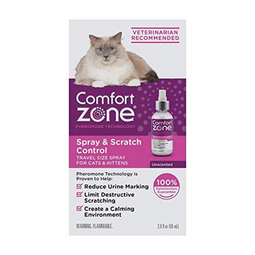 beaphar CaniComfort Wohlfühl-Spray 30 ml, Beruhigungsmittel für Hunde mit Pheromonen