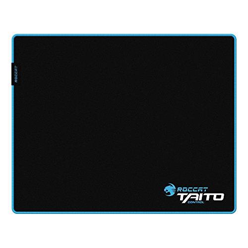 ROCCAT Taito Control Mini Gaming Mousepad (275 x 220mm und 3,5mm), schwarz