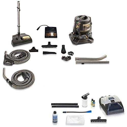 Reconditioned Genuine Rainbow E Series E2 Gold 2 Speed Vacuum Cleaner 5YR Warranty (Renewed)