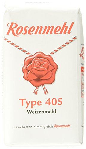 Rosenmehl Type 405, 10er Pack (10x 1 kg)