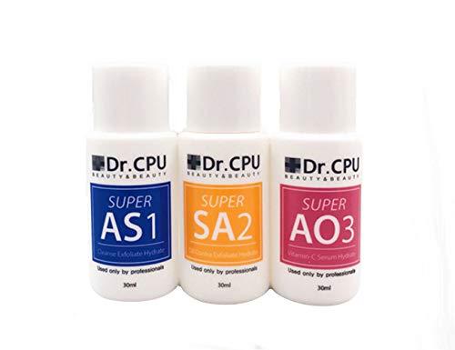 Hautpflege Gesicht Serum Aqua Peel Konzentrierte Lösung 30ml Aqua Gesichtsserum AS1 SA2 AO3 Ein Set Elitzia ETCCS123