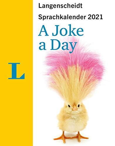 Langenscheidt Sprachkalender A Joke a Day 2021: Tagesabreißkalender