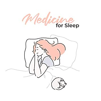 Medicine for Sleep - Therapeutic Music for Trouble Sleeping, Sleepless Nights and Chronic Insomnia
