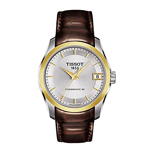 Tissot COUTURIER POWERMATIC 80 T035.207.26.031.00 Orologio automatico donna
