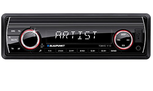 Blaupunkt Car Radio Tokyo 110 4X50 RDS USB SD