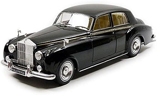 Minichamps 100134901 Rolls-Royce Silber Cloud II 1960 Echelle 1 18 Schwarz
