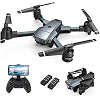 Snaptain A15H Foldable Drone with 1080P HD Camera for Beginners