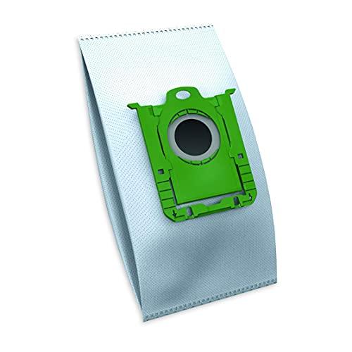 Amazon Basics - Sacchetti per aspirapolvere, tipo: A11, con controllo degli odori, per AEG/Electrolux, confezione da 4