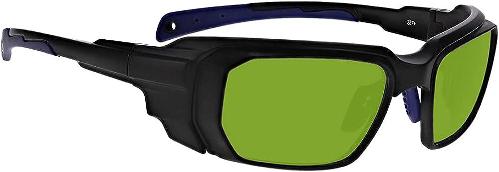 Gafas de seguridad láser YAG, longitud de onda de 1064 nm, certificado CE, modelo 16001