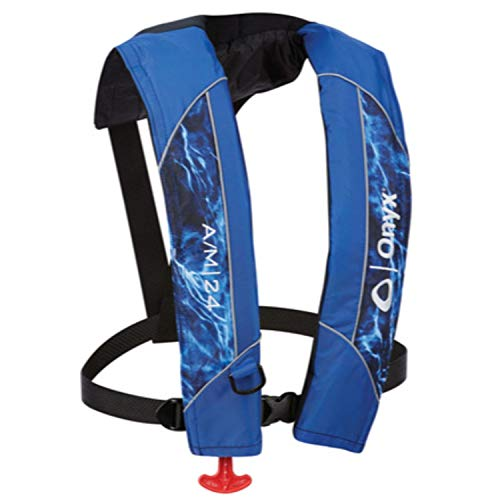 Best Prices! Kent Sporting Goods Co 132000-855-004-19 Onyx A/M-24 Auto/Manual Inflate.