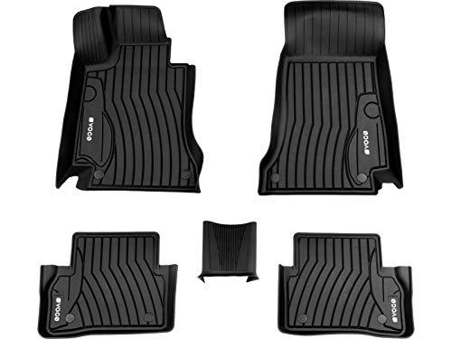 VOGO Fußmatten für: Mercedes C (W205) 2014-