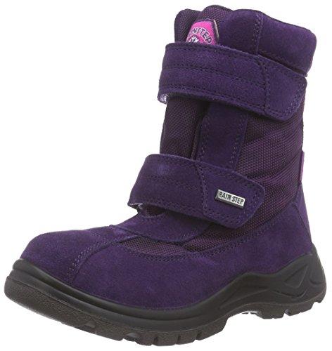 Naturino NATURINO BARENTS, Unisex-Kinder Stiefel, Violett (9108 Violet), 29 EU