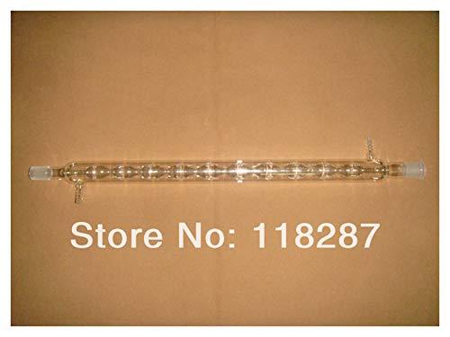 LYJASD LYJUN AlliN-Kondensator, 24/29.500mm, Kugelformglas-Kondensator, Laborglas, Labor-Kondensator Hohe Qualität