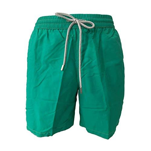 Zeybra Männerkostüm Boxer-Shorts Einfarbig Bali Mod Aub001 100% Polyamid Made in Italy - Bali, IT 48 - M