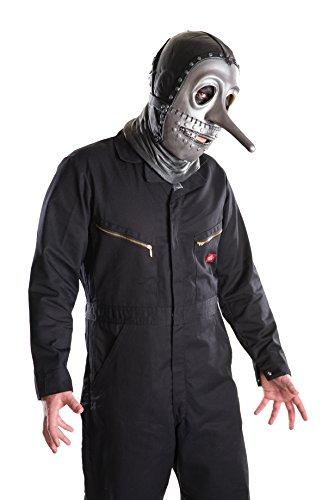 Rubie's Costume Co Slipknot Chris Full Mask, Multi, One Size