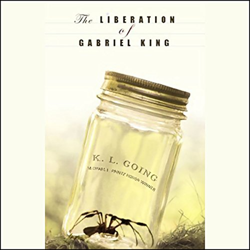 The Liberation of Gabriel King audiobook cover art