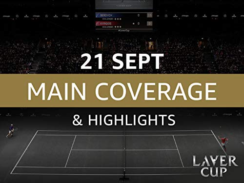 2019 Laver Cup - 21 September Main Coverage and Highlights