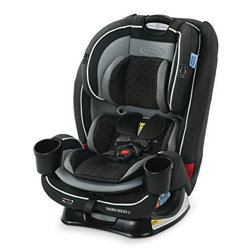 Graco TrioGrow SnugLock LX 3 in 1 Car Seat, Infant to Toddler Car...