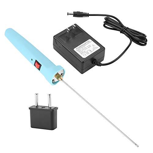 30 Watt 25 cm Schaum Cutter Gravierstift Elektrische Heißer Drahtschneider Schaum Polystyrol Wärmeschneiden 110-250 V, EU-Stecker(EU Plug 110-250V)