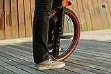 Uniciclo Lunicycle 2 Pedales Traslado Divertido - Negro